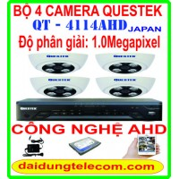 BỘ 4 CAMERA QUESTEK QT-4114AHD