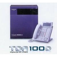 PANASONIC KX-TDA100DBP - 08 TRUNG KẾ - 24 MÁY NHÁNH