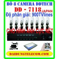 BỘ 8 CAMERA HDMI DD-7118