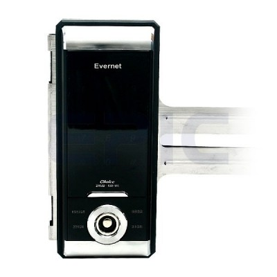 EVERNET CHOICE GLASS TOUCH BLACK