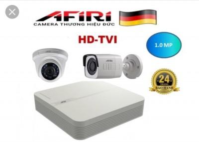 trọn bộ 2 camera AFIRI