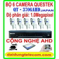 BỘ 6 CAMERA QUESTEK QT-3706AHD