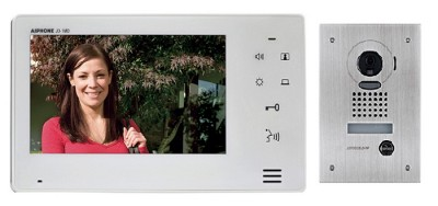 Bộ chuông cửa màn hình màu AIPHONE JOS-1F