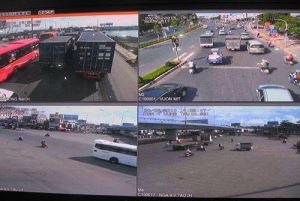 Lắp camera giám sát tại TpHCM: Coi chừng bị phạt nguội!